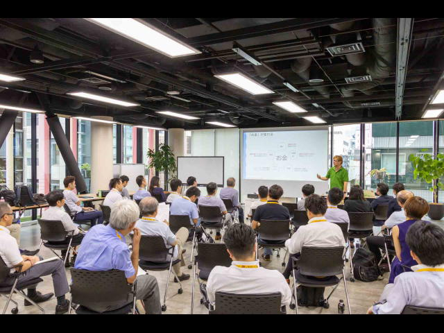 【講演】「イノベーションを起こすための実践方法」@DBIC東京